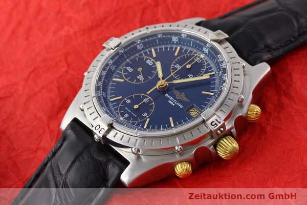 Used luxury watch Breitling Chronomat steel automatic Kal. VAL 7750 Ref. D13048  | 140644 01