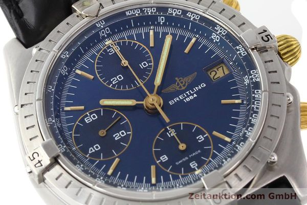 Used luxury watch Breitling Chronomat steel automatic Kal. VAL 7750 Ref. D13048  | 140644 02