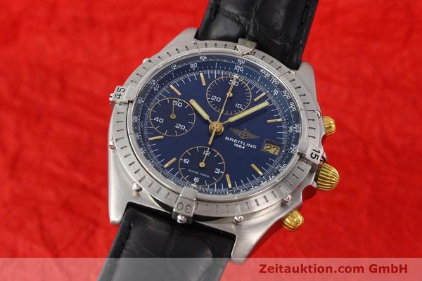 Used luxury watch Breitling Chronomat steel automatic Kal. VAL 7750 Ref. D13048  | 140644 04