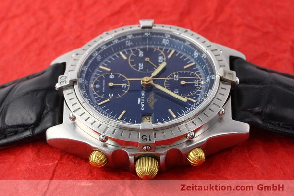 Used luxury watch Breitling Chronomat steel automatic Kal. VAL 7750 Ref. D13048  | 140644 05