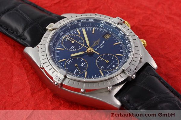 Used luxury watch Breitling Chronomat steel automatic Kal. VAL 7750 Ref. D13048  | 140644 13