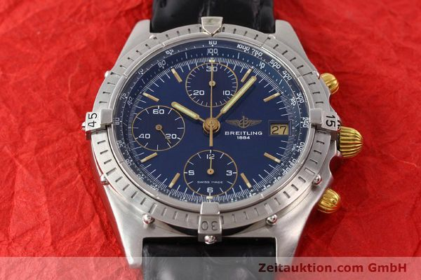 Used luxury watch Breitling Chronomat steel automatic Kal. VAL 7750 Ref. D13048  | 140644 14