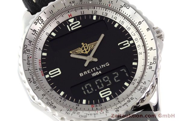 Used luxury watch Breitling Chronospace steel quartz Kal. ETA 988332 Ref. A56011  | 140651 02