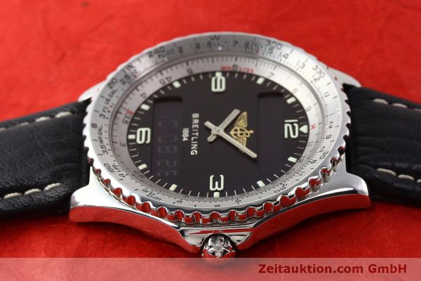 Used luxury watch Breitling Chronospace steel quartz Kal. ETA 988332 Ref. A56011  | 140651 05