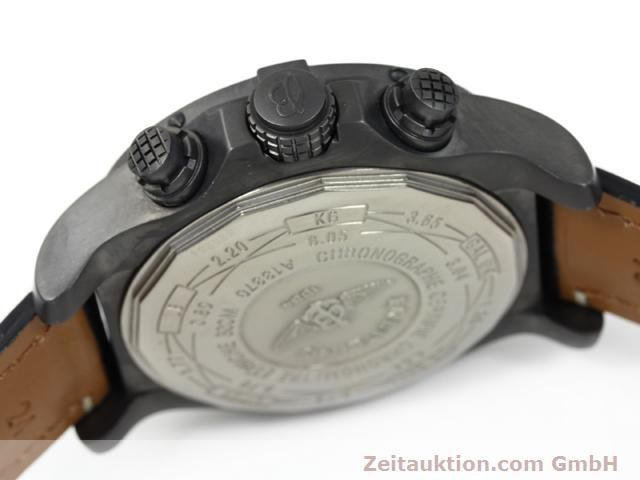 Used luxury watch Breitling Avenger steel automatic Kal. VAL 7750 Ref. A13370  | 140652 08