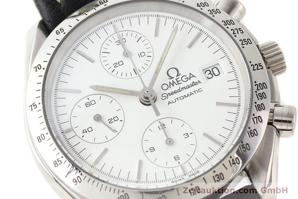 Used luxury watch Omega Speedmaster steel automatic Kal. 1152  | 140668 02
