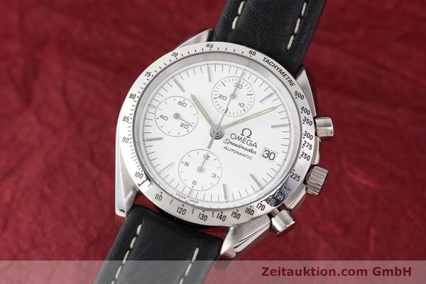 Used luxury watch Omega Speedmaster steel automatic Kal. 1152  | 140668 04