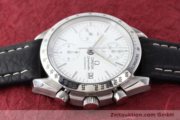 Used luxury watch Omega Speedmaster steel automatic Kal. 1152  | 140668 05