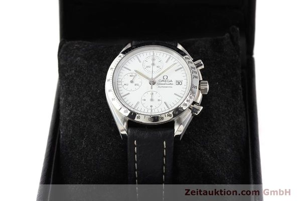 Used luxury watch Omega Speedmaster steel automatic Kal. 1152  | 140668 07
