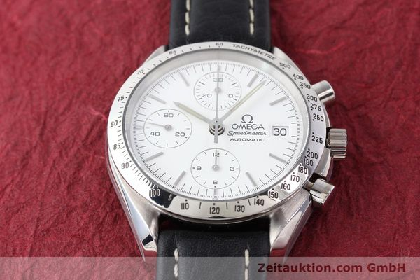 Used luxury watch Omega Speedmaster steel automatic Kal. 1152  | 140668 16