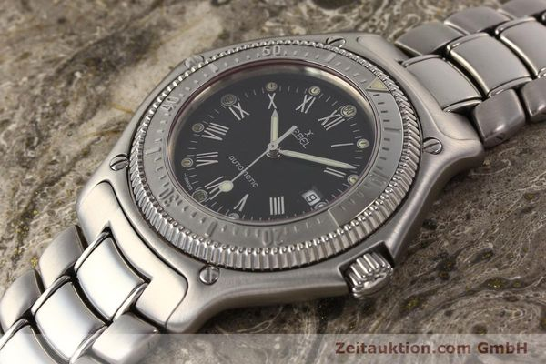 Used luxury watch Ebel Discovery steel automatic Ref. 993913  | 140669 01