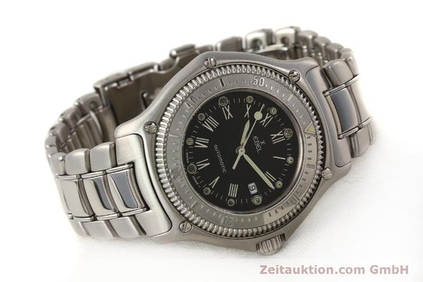 Used luxury watch Ebel Discovery steel automatic Ref. 993913  | 140669 03