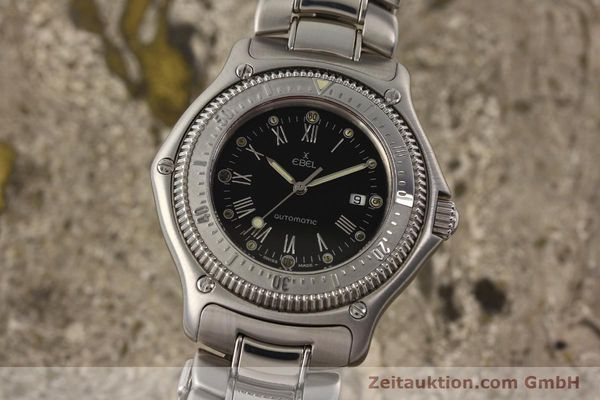 Used luxury watch Ebel Discovery steel automatic Ref. 993913  | 140669 04