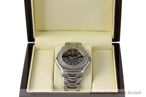 Used luxury watch Ebel Discovery steel automatic Ref. 993913  | 140669 07