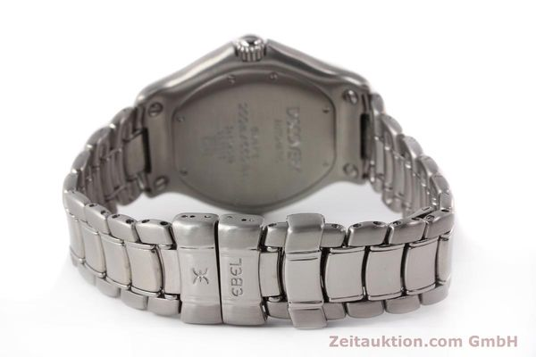 Used luxury watch Ebel Discovery steel automatic Ref. 993913  | 140669 11