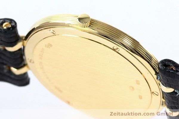 Used luxury watch Corum Romulus 18 ct gold quartz Kal. ETA 210001  | 140670 10