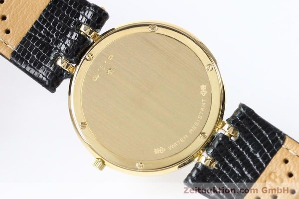 Used luxury watch Corum Romulus 18 ct gold quartz Kal. ETA 210001  | 140670 11