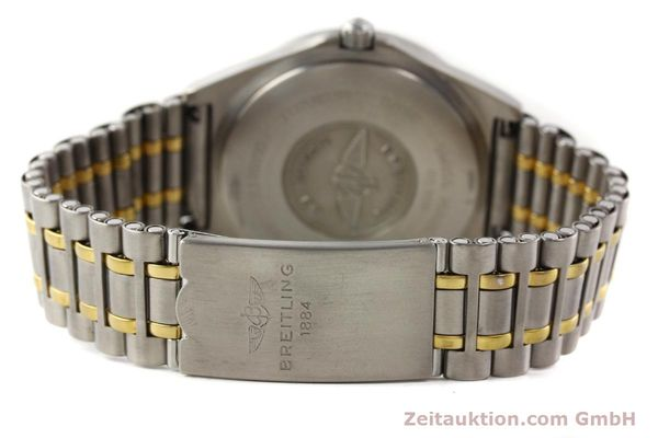 Used luxury watch Breitling Aerospace titanium / gold quartz Ref. 80360  | 140674 09