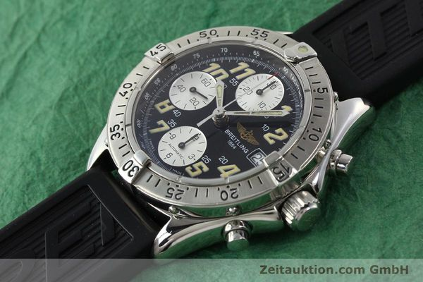 Used luxury watch Breitling Colt steel automatic Kal. ETA 7750 Ref. A13335  | 140676 01