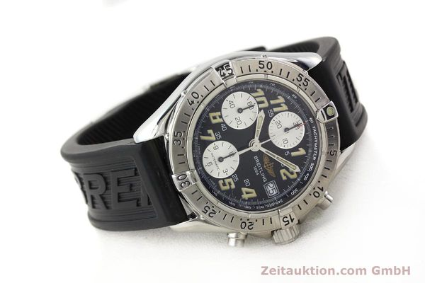Used luxury watch Breitling Colt steel automatic Kal. ETA 7750 Ref. A13335  | 140676 03