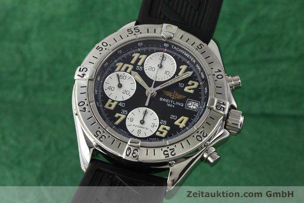 Used luxury watch Breitling Colt steel automatic Kal. ETA 7750 Ref. A13335  | 140676 04