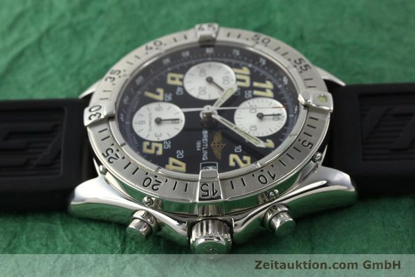 Used luxury watch Breitling Colt steel automatic Kal. ETA 7750 Ref. A13335  | 140676 05
