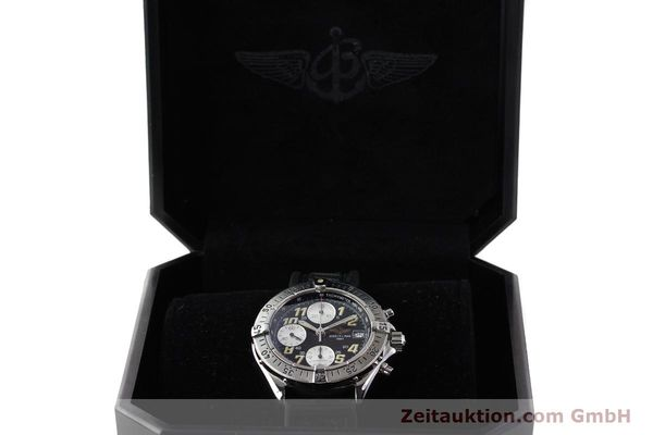 Used luxury watch Breitling Colt steel automatic Kal. ETA 7750 Ref. A13335  | 140676 07
