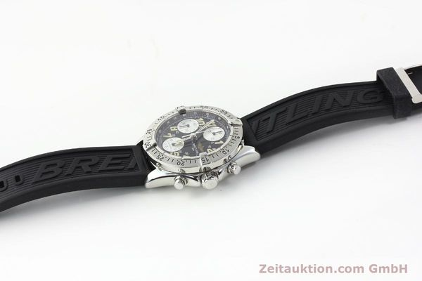 Used luxury watch Breitling Colt steel automatic Kal. ETA 7750 Ref. A13335  | 140676 13