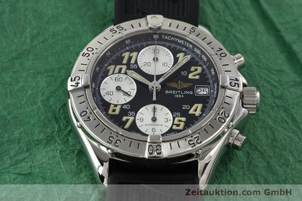 Used luxury watch Breitling Colt steel automatic Kal. ETA 7750 Ref. A13335  | 140676 19