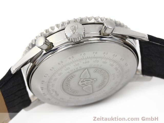 Used luxury watch Breitling Navitimer steel automatic Kal. Valjoux 7750 Ref. 81610  | 140678 08