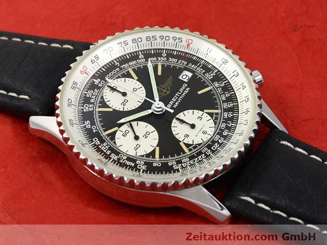 Used luxury watch Breitling Navitimer steel automatic Kal. Valjoux 7750 Ref. 81610  | 140678 12