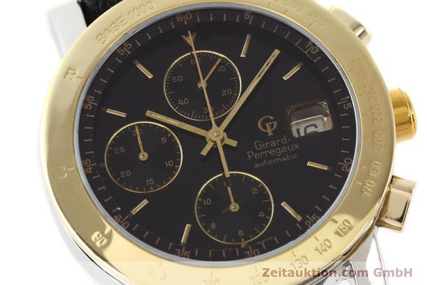 Used luxury watch Girard Perregaux 7000 steel / gold automatic Kal. 800-014 Ref. 7000GBM  | 140679 02