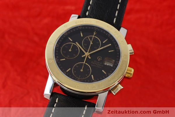 Used luxury watch Girard Perregaux 7000 steel / gold automatic Kal. 800-014 Ref. 7000GBM  | 140679 04