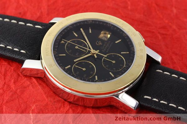 Used luxury watch Girard Perregaux 7000 steel / gold automatic Kal. 800-014 Ref. 7000GBM  | 140679 12