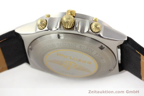Used luxury watch Breitling Chronomat gilt steel automatic Kal. VAL 7750 Ref. 81950  | 140680 08