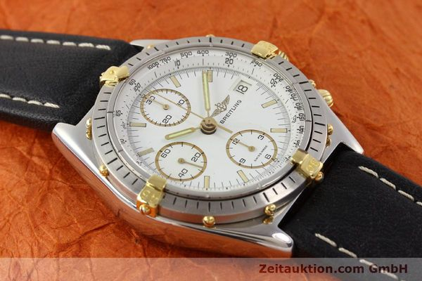 Used luxury watch Breitling Chronomat gilt steel automatic Kal. VAL 7750 Ref. 81950  | 140680 13