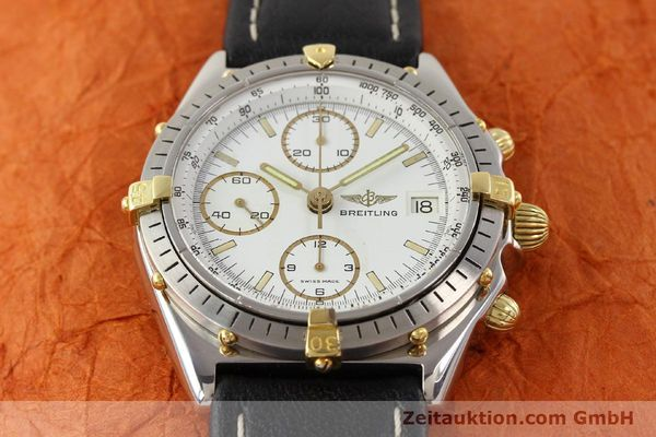 Used luxury watch Breitling Chronomat gilt steel automatic Kal. VAL 7750 Ref. 81950  | 140680 14