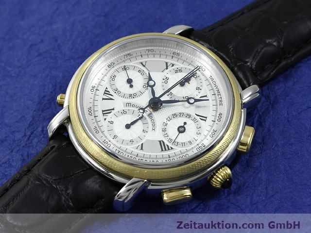 Used luxury watch Maurice Lacroix Masterpiece steel / gold automatic Ref. 61549  | 140682 01