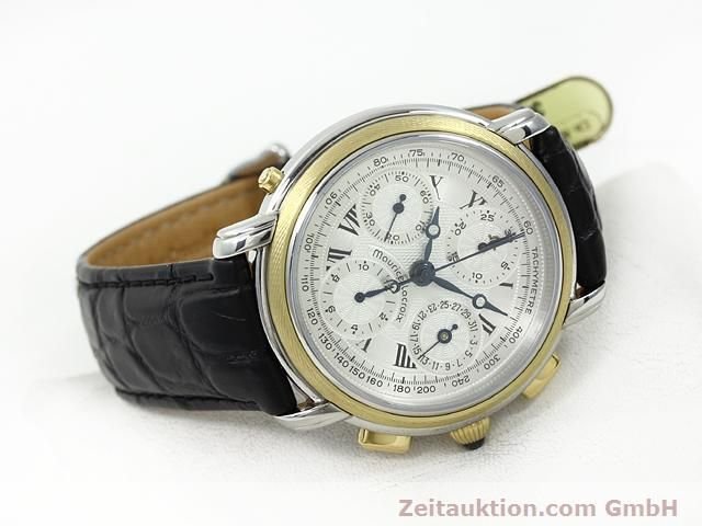 Used luxury watch Maurice Lacroix Masterpiece steel / gold automatic Ref. 61549  | 140682 03