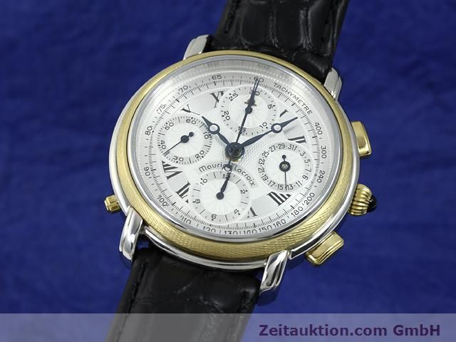 Used luxury watch Maurice Lacroix Masterpiece steel / gold automatic Ref. 61549  | 140682 04