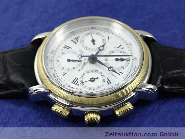 Used luxury watch Maurice Lacroix Masterpiece steel / gold automatic Ref. 61549  | 140682 05