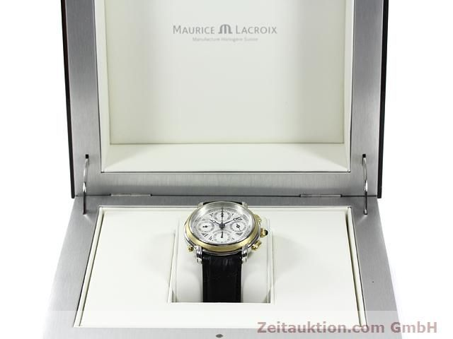 Used luxury watch Maurice Lacroix Masterpiece steel / gold automatic Ref. 61549  | 140682 07