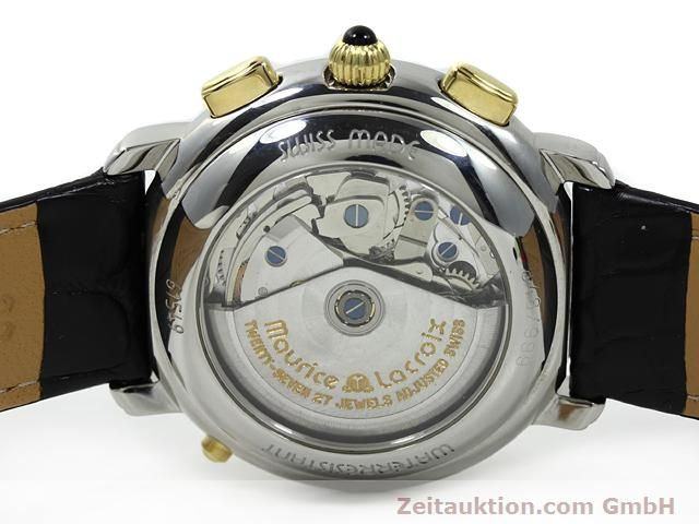 Used luxury watch Maurice Lacroix Masterpiece steel / gold automatic Ref. 61549  | 140682 09