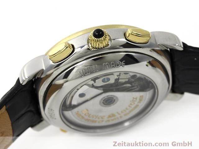 Used luxury watch Maurice Lacroix Masterpiece steel / gold automatic Ref. 61549  | 140682 11