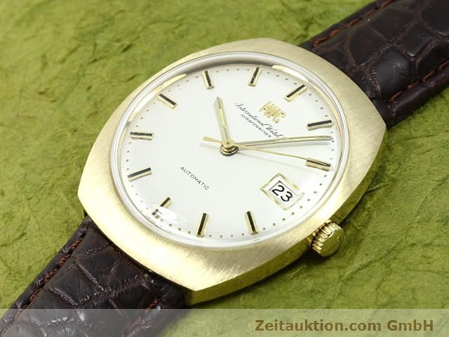 montre de luxe d occasion IWC * or 18 ct automatique Kal. C.8541  | 140689 01