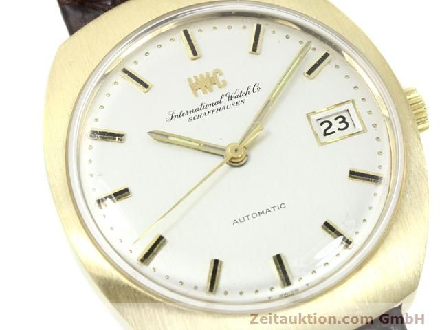 montre de luxe d occasion IWC * or 18 ct automatique Kal. C.8541  | 140689 02