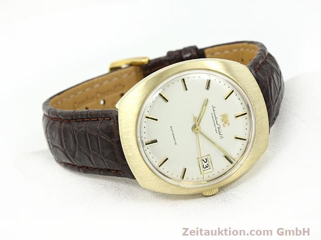 montre de luxe d occasion IWC * or 18 ct automatique Kal. C.8541  | 140689 03