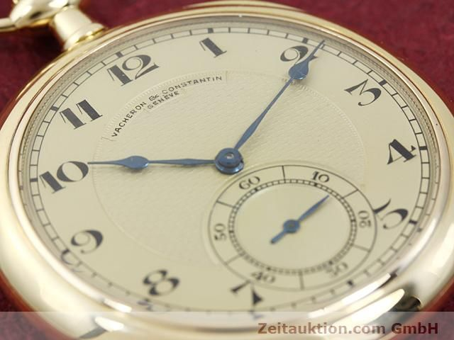 Used luxury watch Vacheron & Constantin Taschenuhr 18 ct gold manual winding  | 140693 02