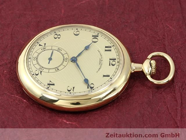 Used luxury watch Vacheron & Constantin Taschenuhr 18 ct gold manual winding  | 140693 03