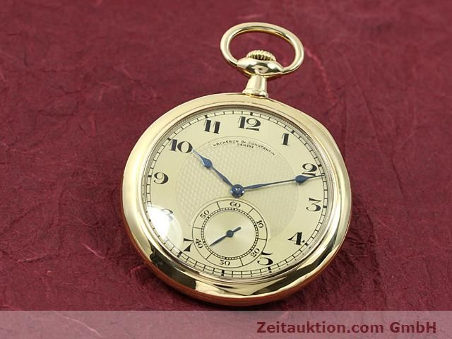 Used luxury watch Vacheron & Constantin Taschenuhr 18 ct gold manual winding  | 140693 04